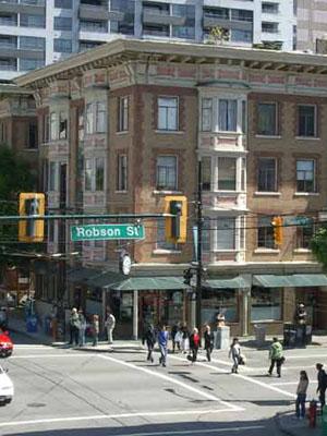 robson-street