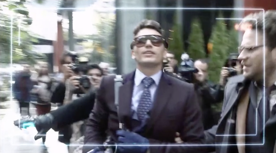 the interview james franco homer street 2