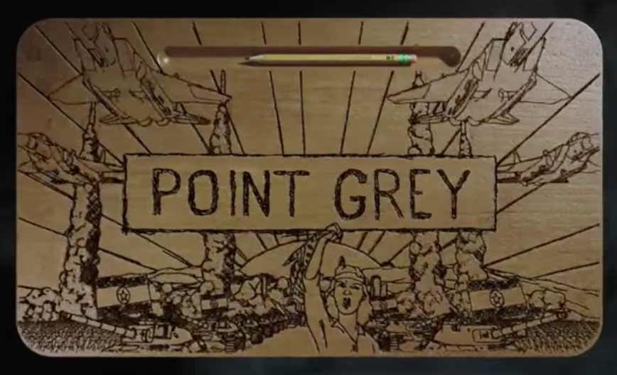 the interview point grey seth rogen
