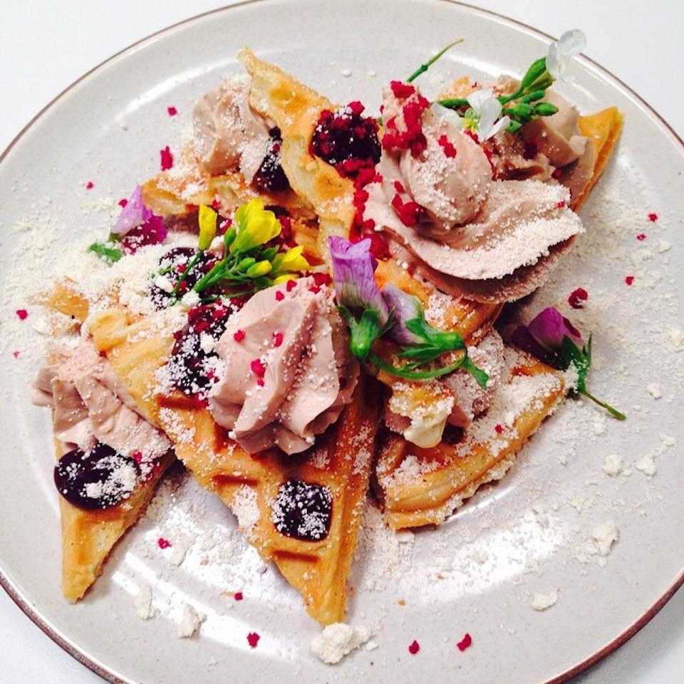 waffles-chicken-blacktail