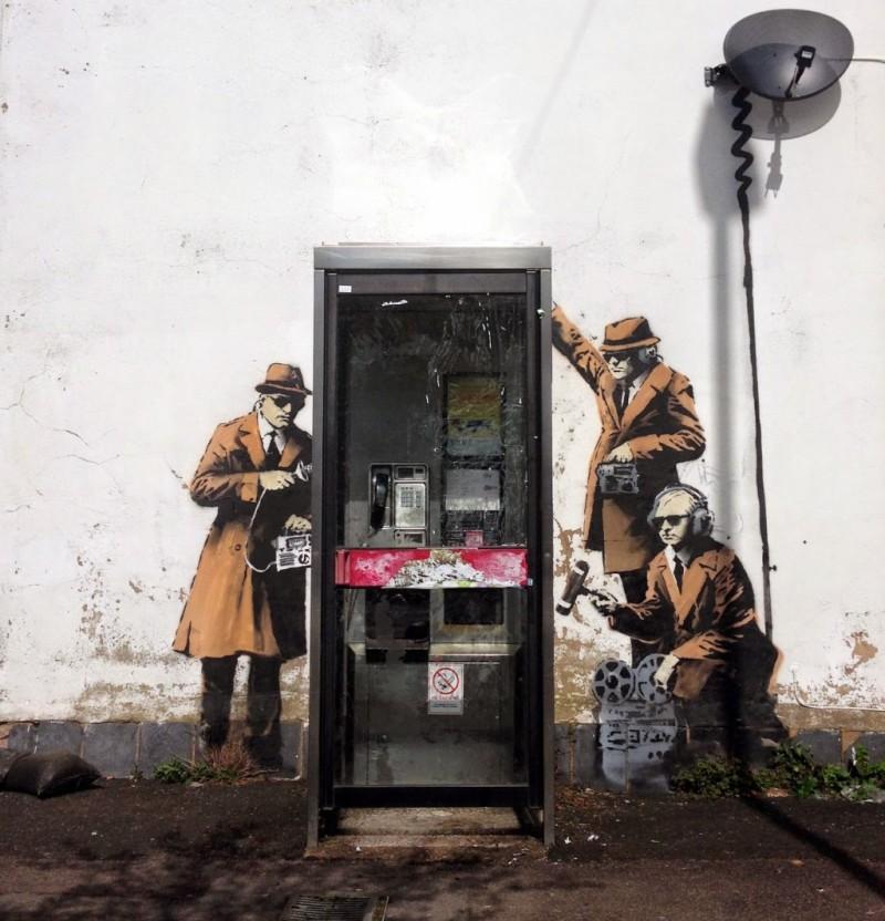Banksy UK