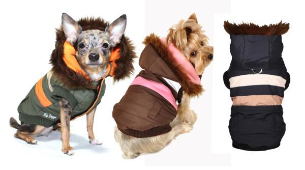 Hip Doggie Urban Ski Vest (PetSmart)