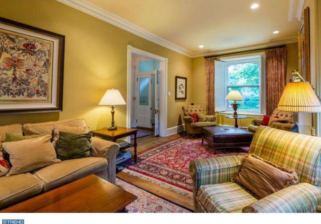Philadelphia interior