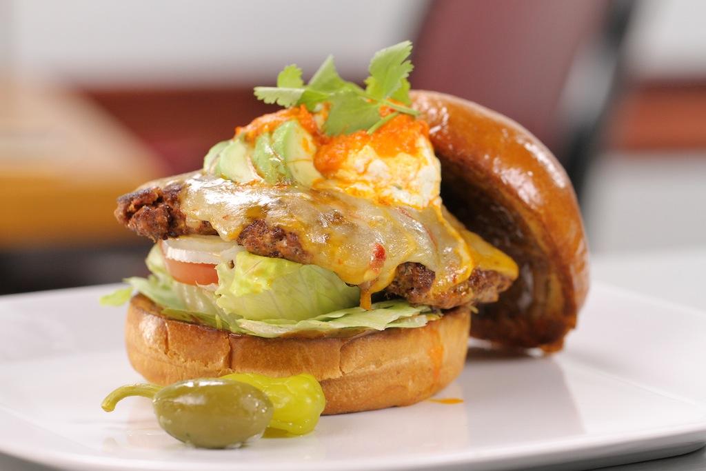 The Chorizodor Burger - IMG_4533