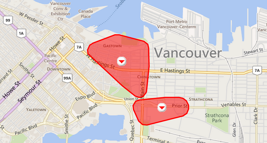 bc hydro power outage vancouver january 31 2015