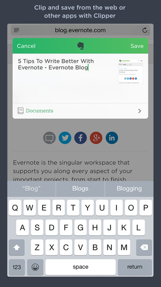 evernote 3