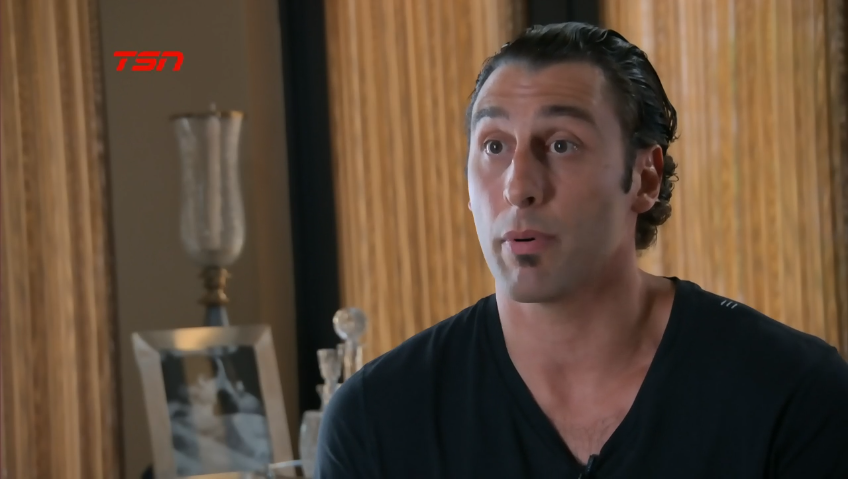 luongo TSN interview