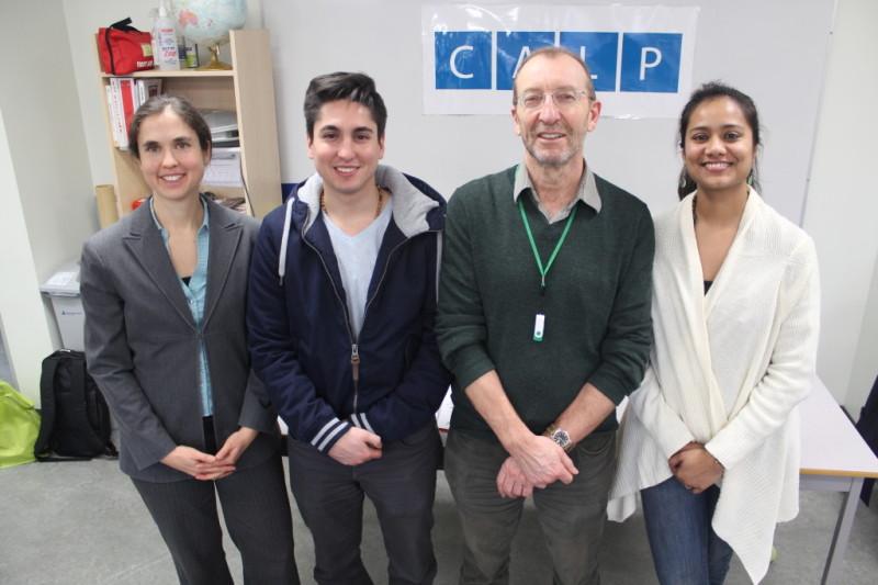 CALP Researchers