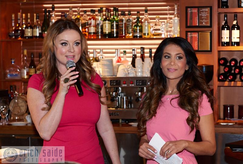 Hosts, Fiona and Karen