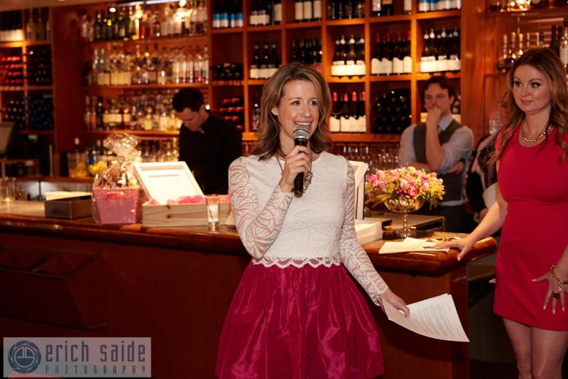 Event organizer and superwoman, Jen Schaeffers