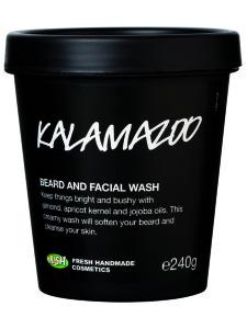 Grooming goodies beard wash