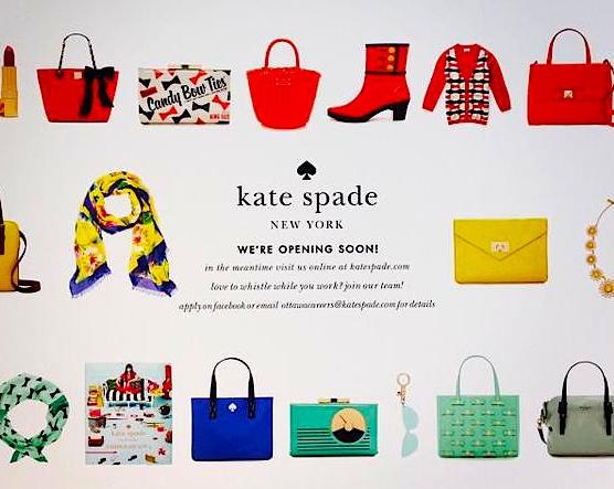 Kate Spade Invitation