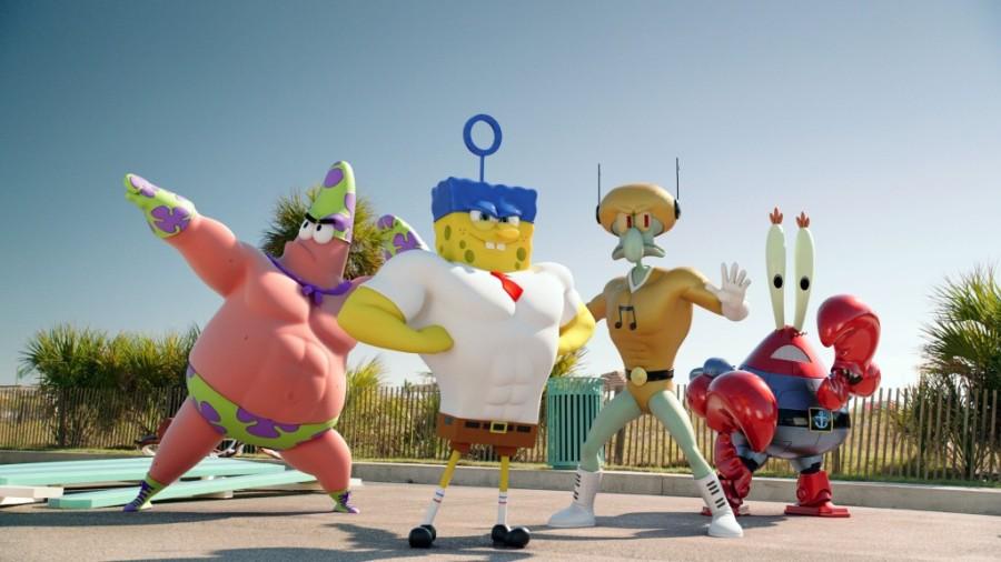 Spongebob #1
