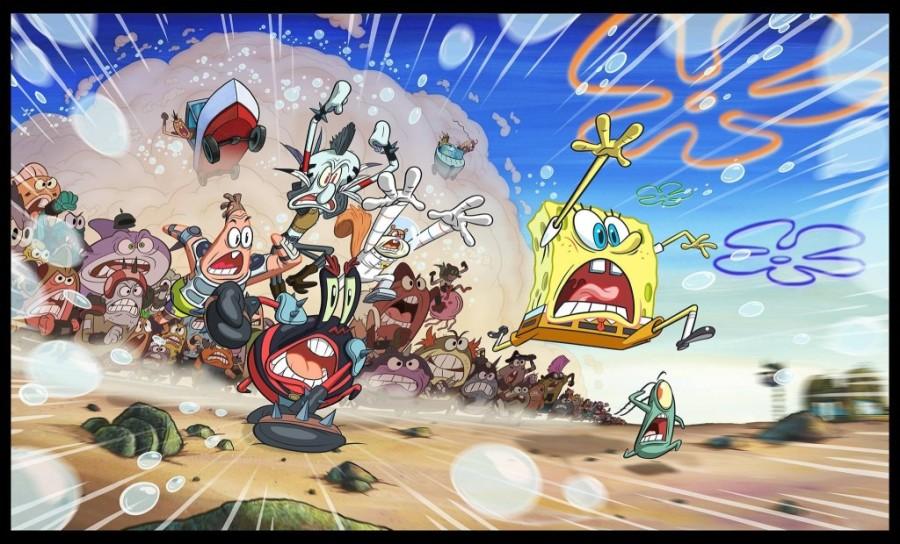 Spongebob #4