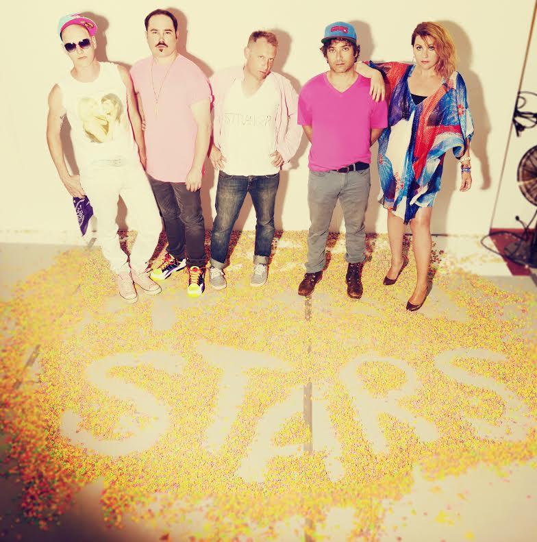 Stars band2