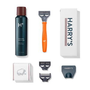 Grooming goodies razor