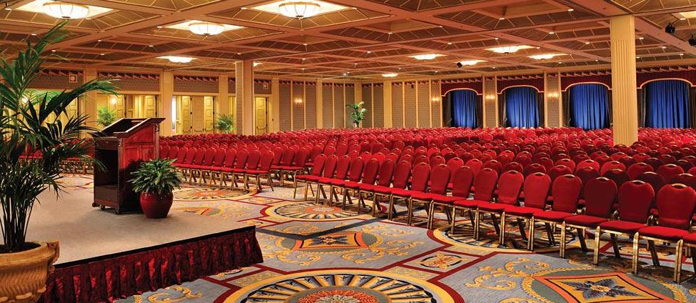 bc ballroom fairmont hotel vancouver
