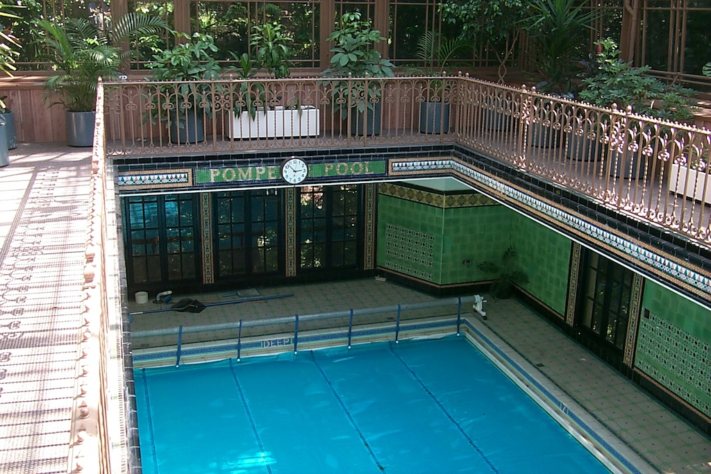 casa mia swimming pool