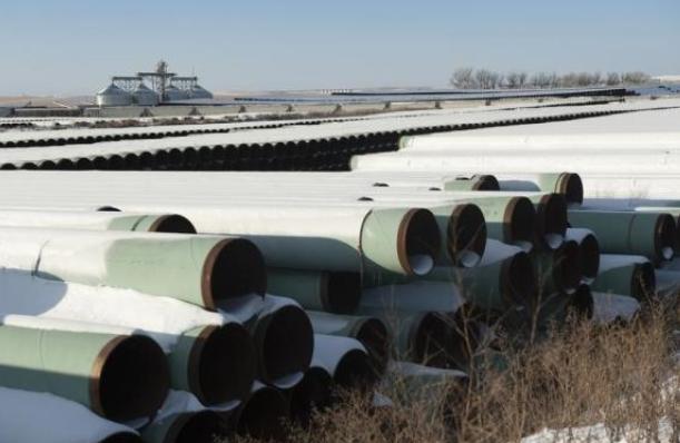Key stone pipeline