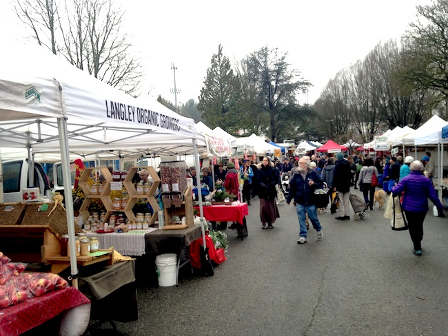 Vancouver Farmers' Market, February 2015 (Lindsay William-Ross/Vancity Buzz)