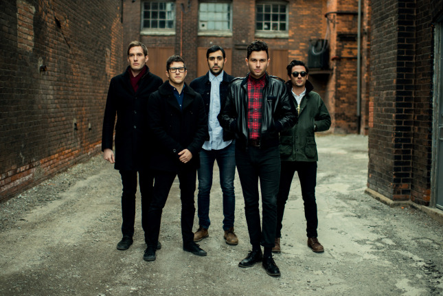 Hamilton-born Arkells - Rock Album of the Year