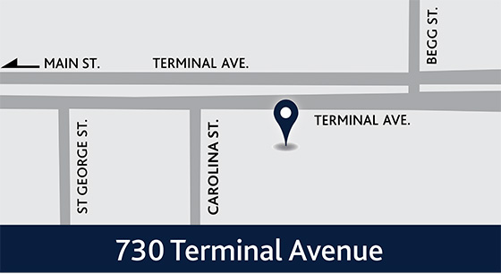 Burrard-Acura-Map-730-Terminal-Ave
