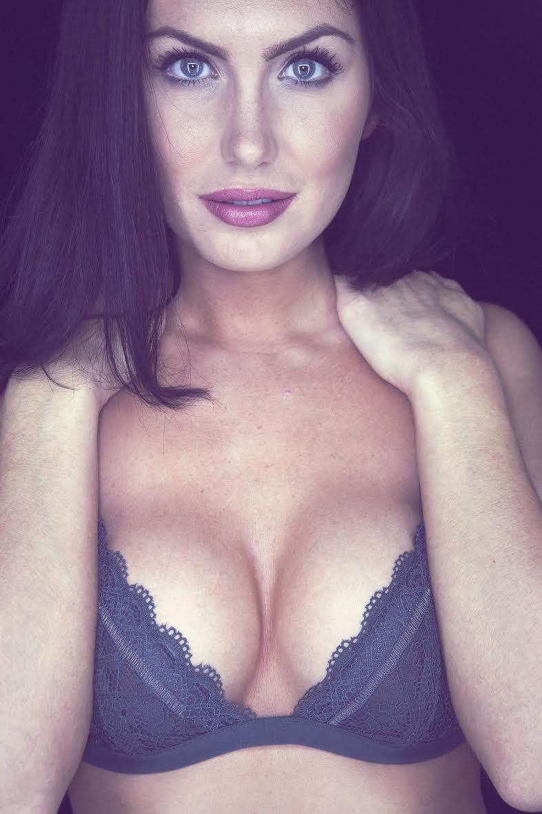 Caitlin Ashley Bra