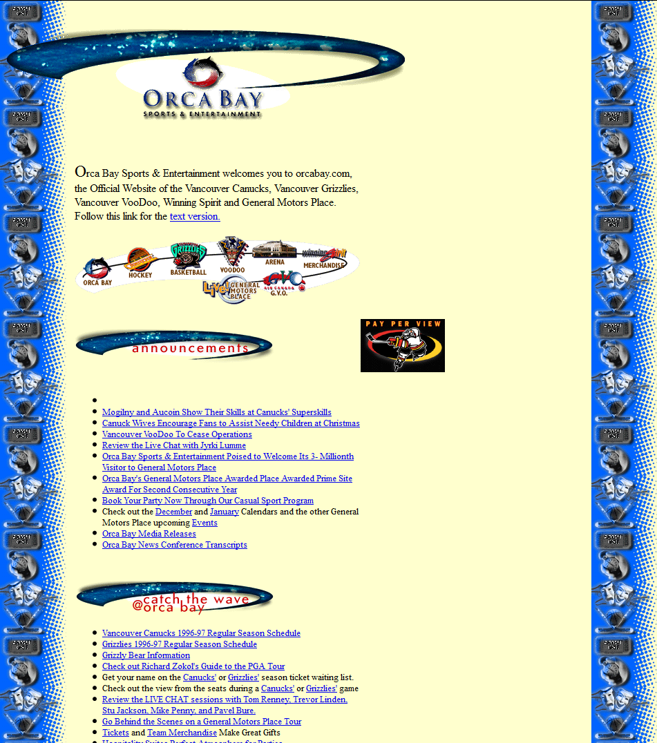 Image: Internet Archive Wayback Machine