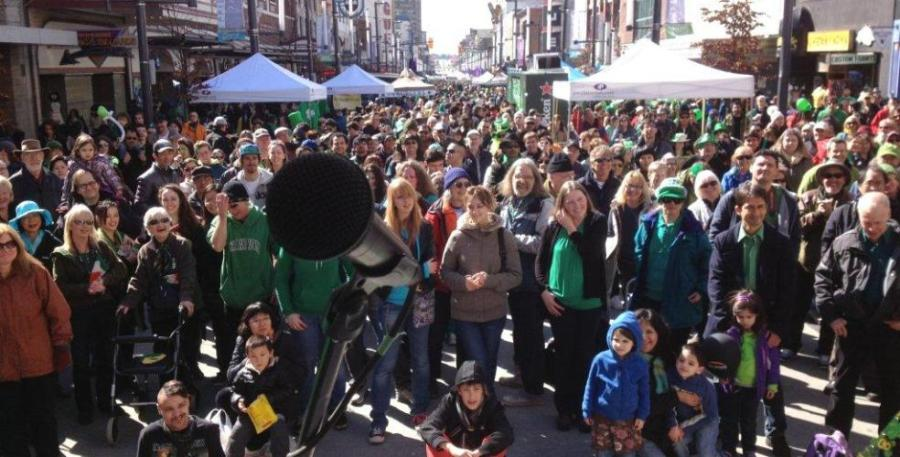 Image: Vancouver CelticFest