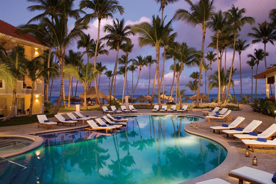 Dreams Palm Beach - Preferred Pool Area