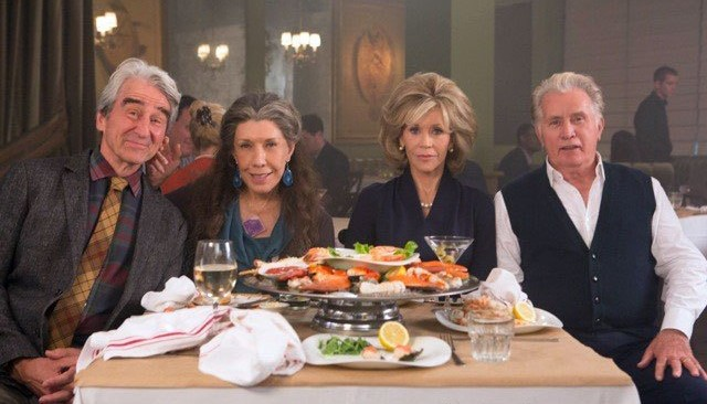 Image: Grace and Frankie / Netflix
