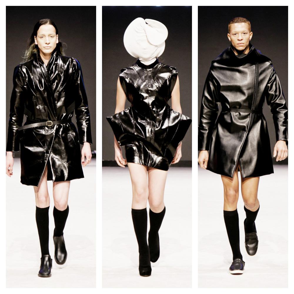 Image credit: Peter Jensen, Vancouver Fashion Week