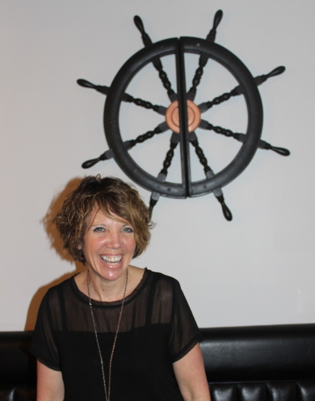Owner, Jackie Smith