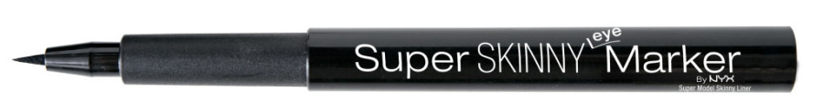 makeup classics NYX Super Skinny Eye Marker