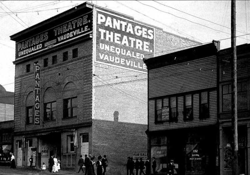 VCB - First Pantages Theatre