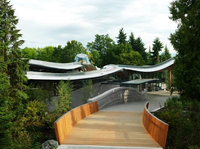 Vancity Buzz - Visitor Centre Image