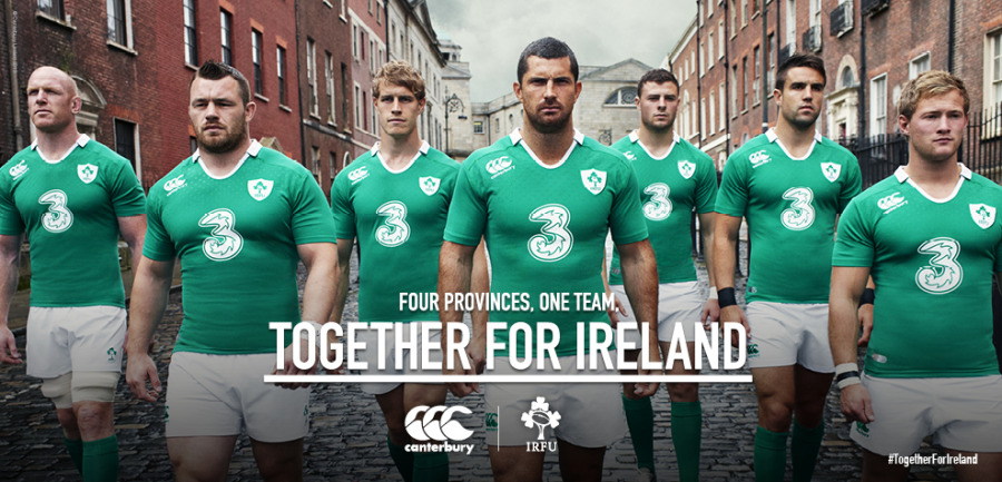 Image: Irish Rugby