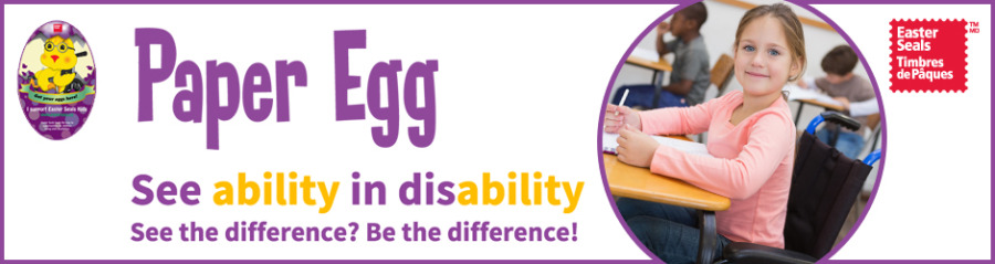 easter seals egg campaign