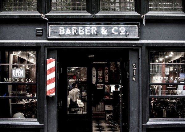 PHOTO CREDIT: BARBER & CO.