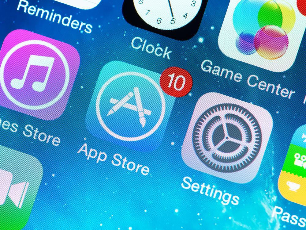 Image: iPhone App Store via Shutterstock