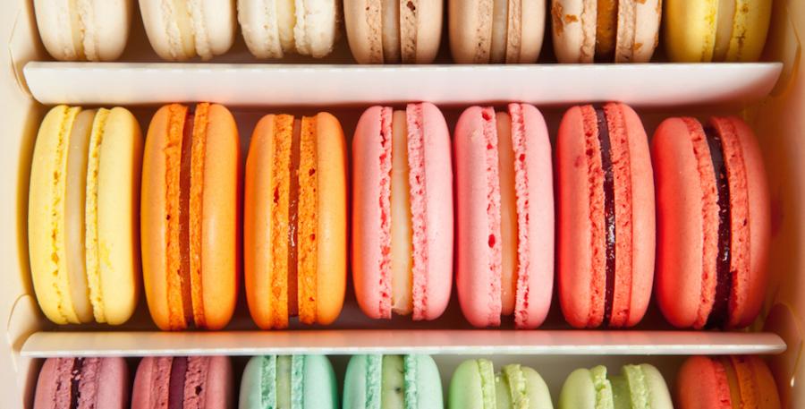 Macarons/Shutterstock