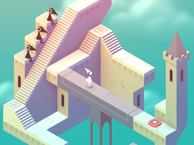 Image: Monument Valley / ustwo