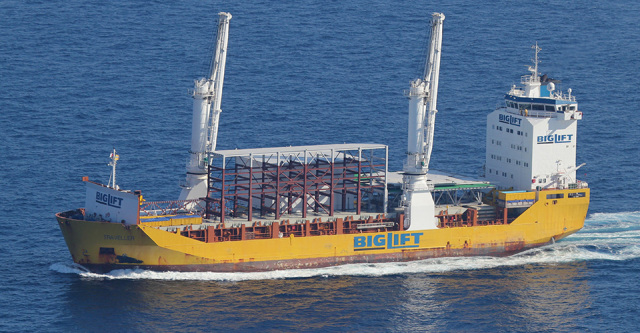 Image: BigLift shipping