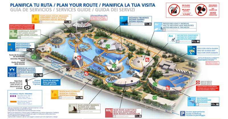 oceanografic-valencia-visitors-map