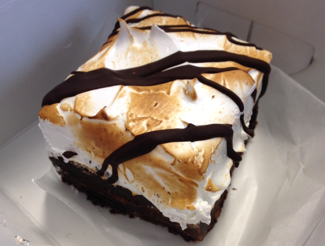 S'mores Brownie from Purebread (Lindsay William-Ross/Vancity Buzz)