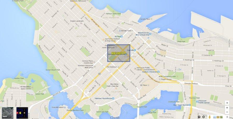 Image: Google Maps Screencap