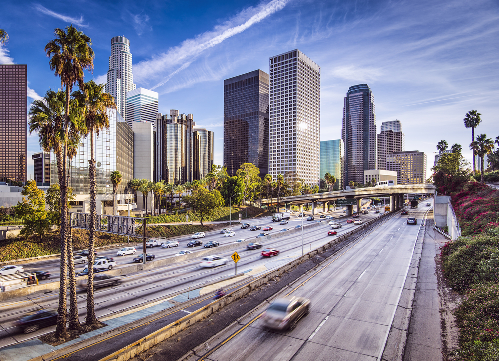 Image: Los Angeles via Shutterstock