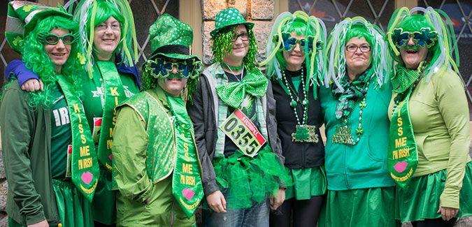 Image: St. Patrick's Day 5 KM
