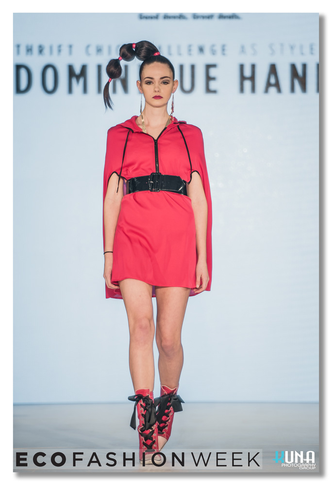 Eco Fashion Week - Dominique Hanke
