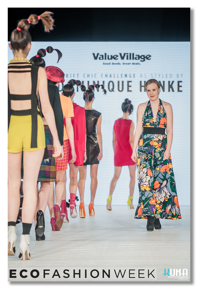 Eco Fashion Week - Dominique Hanke